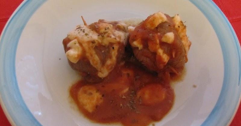 La cucina di alice involtini in pizzaiola - Cucina di alice ...