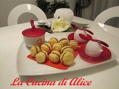 La cucina di alice bacetti alla nutella - La cucina di alice ...