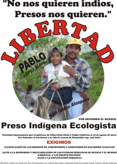 Presos Indigenas