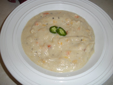 Corn Chowder (Source: The Conscious Cook)