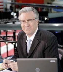 Keith Olbermann back from suspension on Tuesday