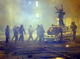 Civil Unrest Riots In Egypt: 99ers - Is USA Next?