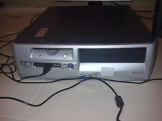 Menjual komputer terpakai HP D530