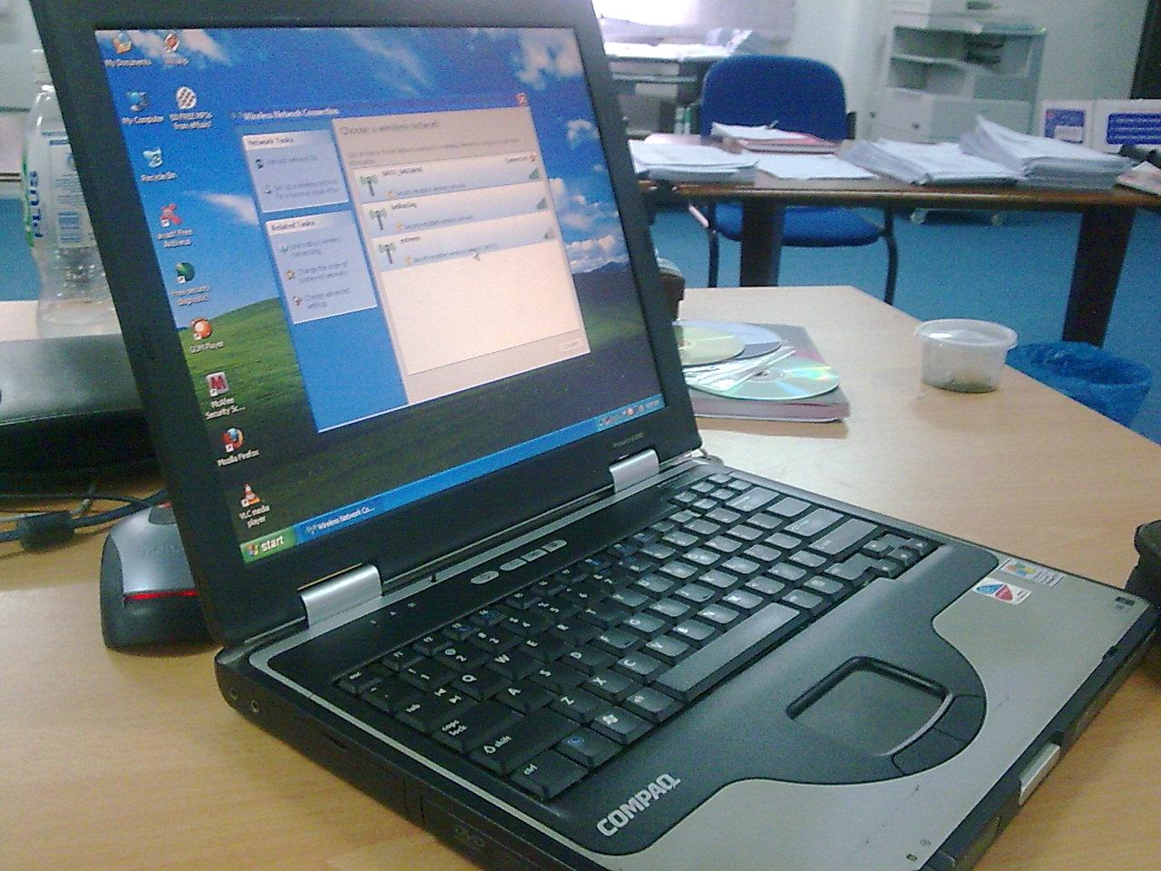 Laptop terpakai untuk di jual, used laptop
