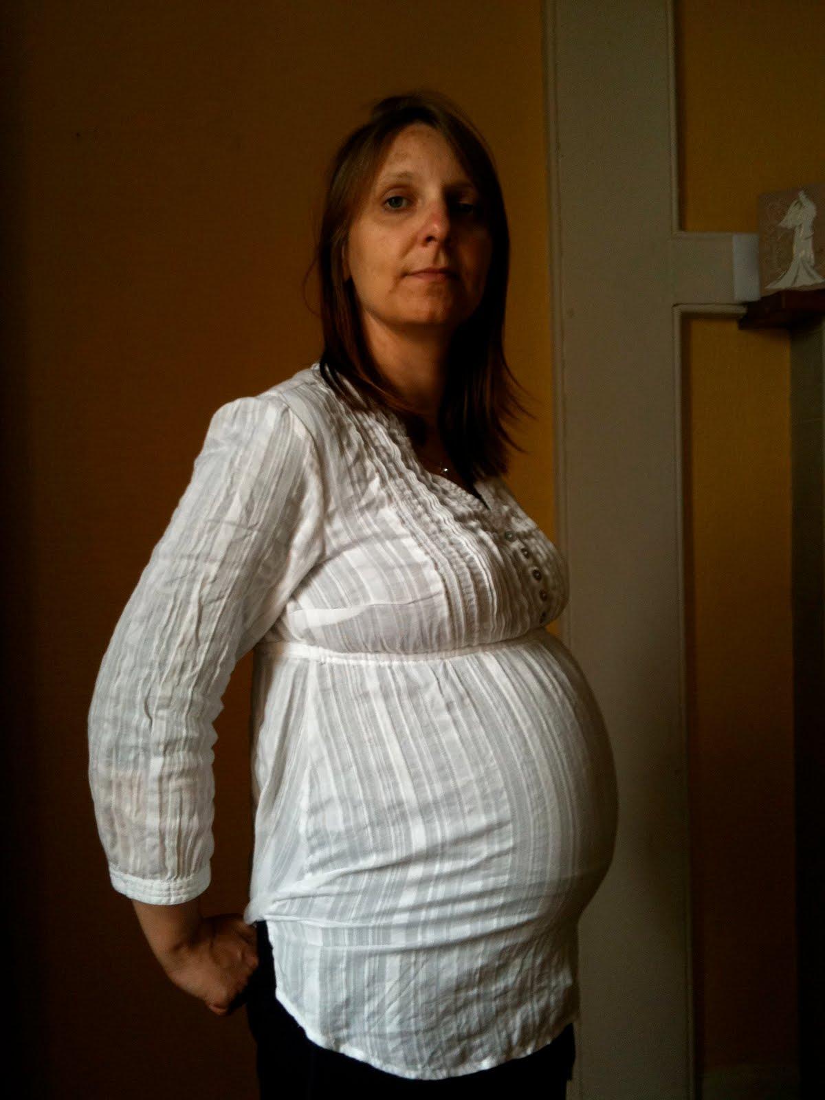 Pregnant Susen Rabold