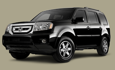 Good Honda Cars : Introducing, The 2009 Honda Pilot | 2013 New Honda Car Reviews