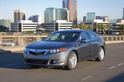 The Honda Portal: 2010 Acura TSX V-6 Debuts at Chicago Auto Show