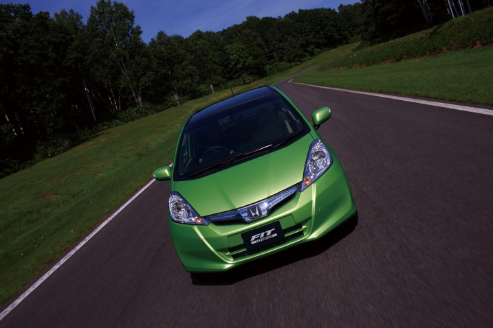 Honda FIT Hybrid Review: A
