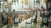 1812 , Promulgación de la Constitución.Autor: Sarvador Viniegra. Museo Histórico Municipal de Cádiz