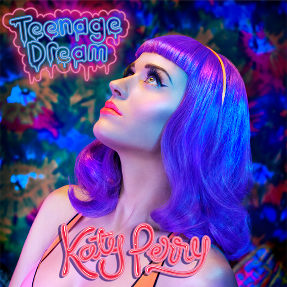Visionaire, 2009. Katy Perry- Teenage Dream album art, 2010.