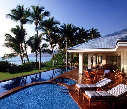 die sch nsten strandh user das perfekte strandhaus mit pool und traumhaftem ausblick. Black Bedroom Furniture Sets. Home Design Ideas