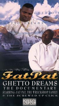 Fat Pat is commonly heralded as a musical icon down in Houston , Texas for being the first rapper to freestyle on a DJ Screw cassette.