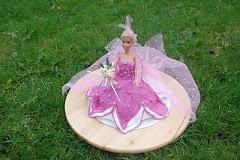 Doll cake....