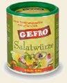 Levesek, főzelékek, párolt zöldségek finom ízesítője a GEFRO fűszer