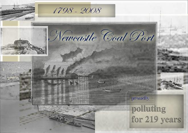 Newcastle Coalport