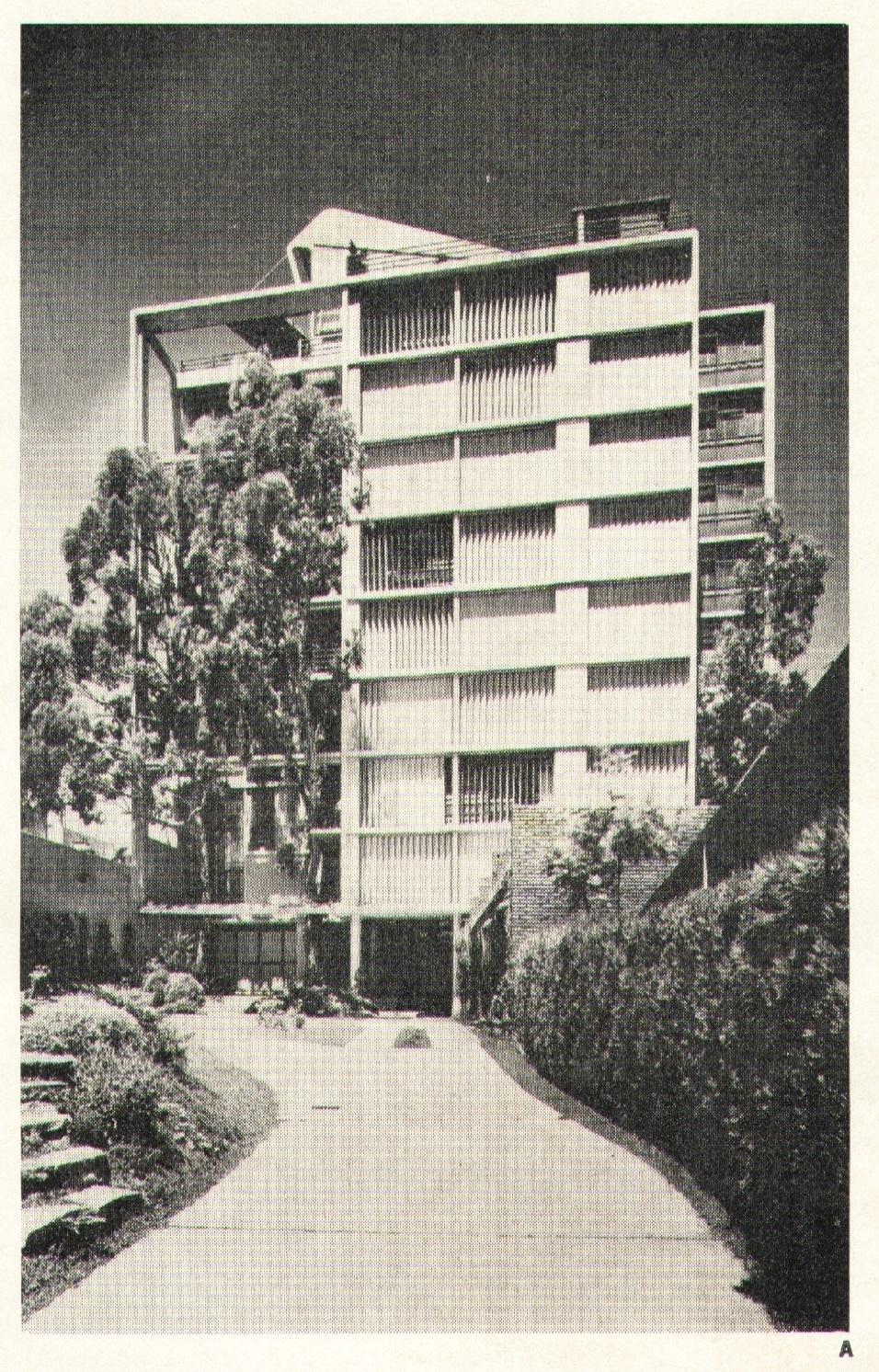 Edificio Los Eucaliptos- Virrey del Pino 2446 | Juan Kurchan