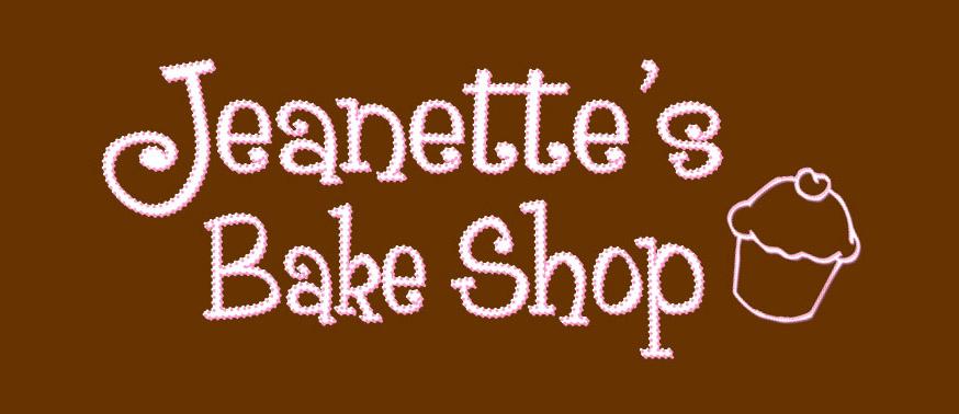 Jeanette's Bake Shop