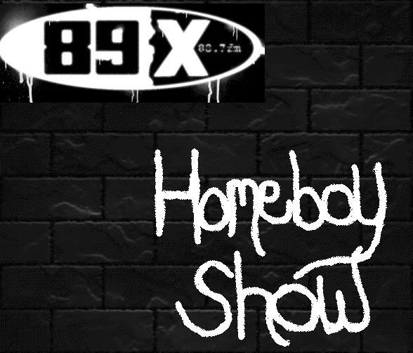 89X Homeboy Show