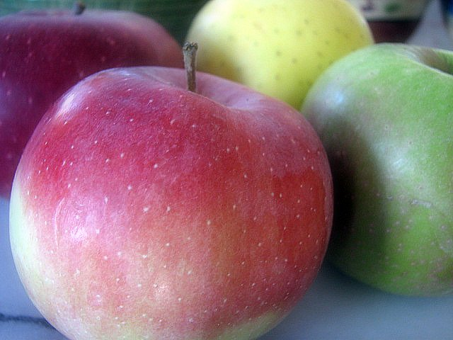 ... To Cook A Wolf: Marie-Hélène's Apple Cake- French Fridays with Dorie