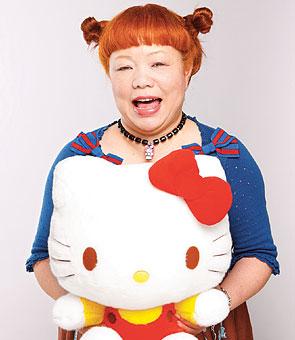 Fotorrinolaringólogo - Página 5 Hello-kitty-yuko-yamaguchi