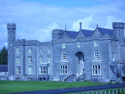 Este es el castillo. ¿A que dan ganas de pasar aquí las vacaciones?