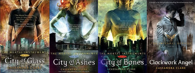By Cassandra Clare