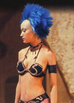 Shaliqua Steven Dehler is a bartender / model / go go dancer in WeHo.