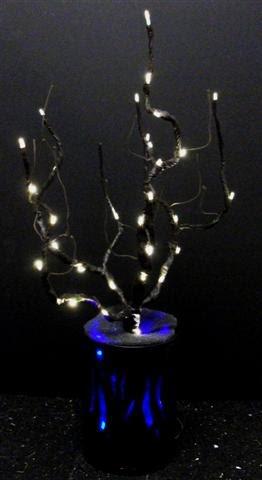 Led Tree Lamp Living Room