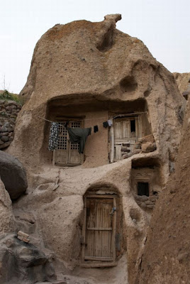 i1 - 700 Years Old Houses In Iran!!!!