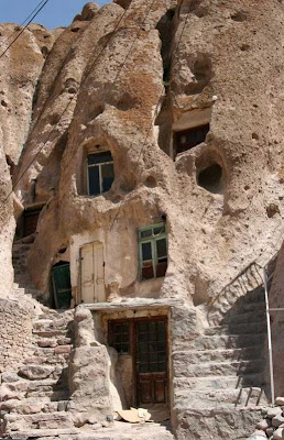i7 - 700 Years Old Houses In Iran!!!!