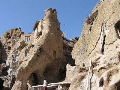i8 - 700 Years Old Houses In Iran!!!!