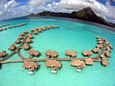 Bora Bora - Most Beautiful Island on the Planet