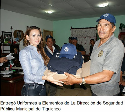 Maria Santos Gorrostieta - Victiim of Mexican drug Cartels