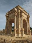 Situs Peninggalan Romawi Libya