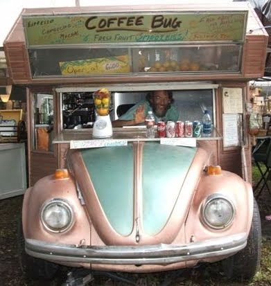 The Coffee Bug Blog