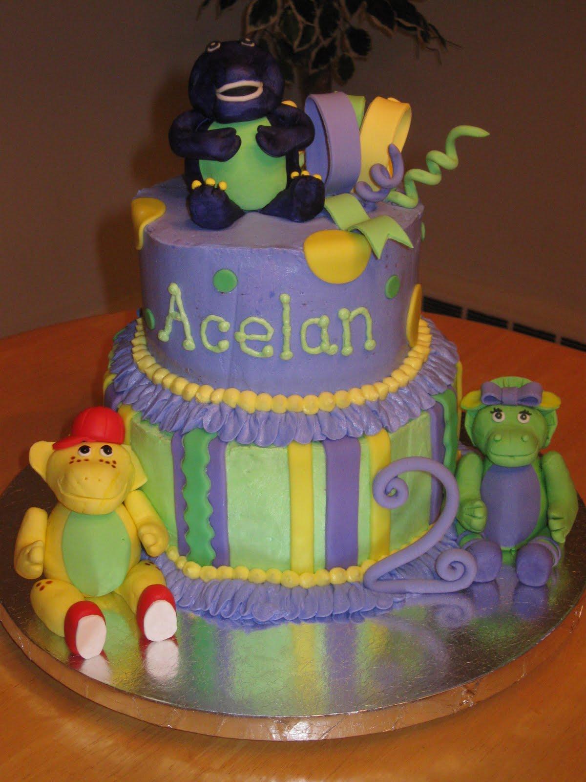 Cakes by Becky Barney Birthday Cake