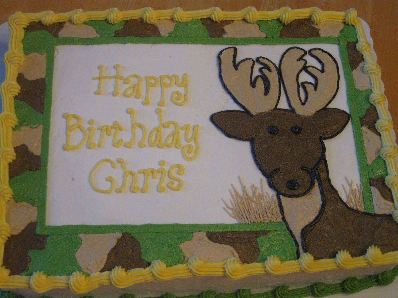 Cakes By Becky Hunter Birthday Cake