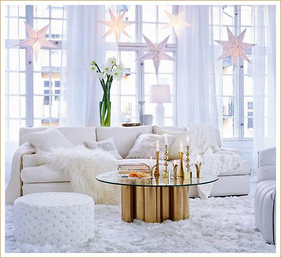 ABC - Amo le Belle Cose: Decorazioni per la casa di Natale(tendenze).