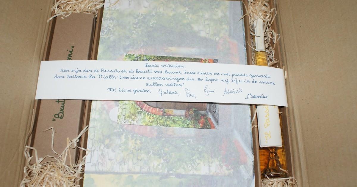 nathalie 39 s foodblog een pakketje van fattoria la vialla. Black Bedroom Furniture Sets. Home Design Ideas