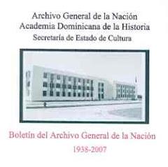 EDICIÓN DIGITAL BOLETÍN AGN