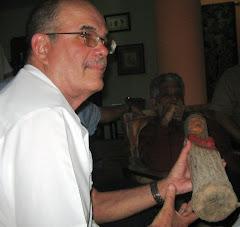ROBERTO CASSÁ EX PRESIDENTE ACADEMIA DOMINICANA DE LA HISTORIA