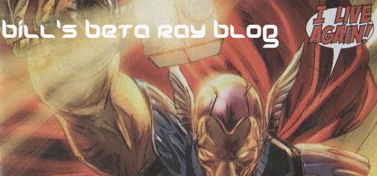 Bill's Beta Ray Blog