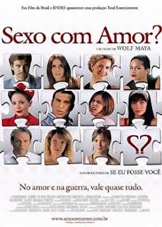 Sexo Com Amor Filme nacional