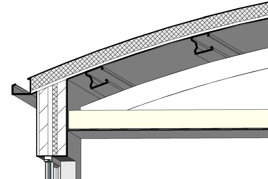 04.1   Curved Roof Detail   Analysis