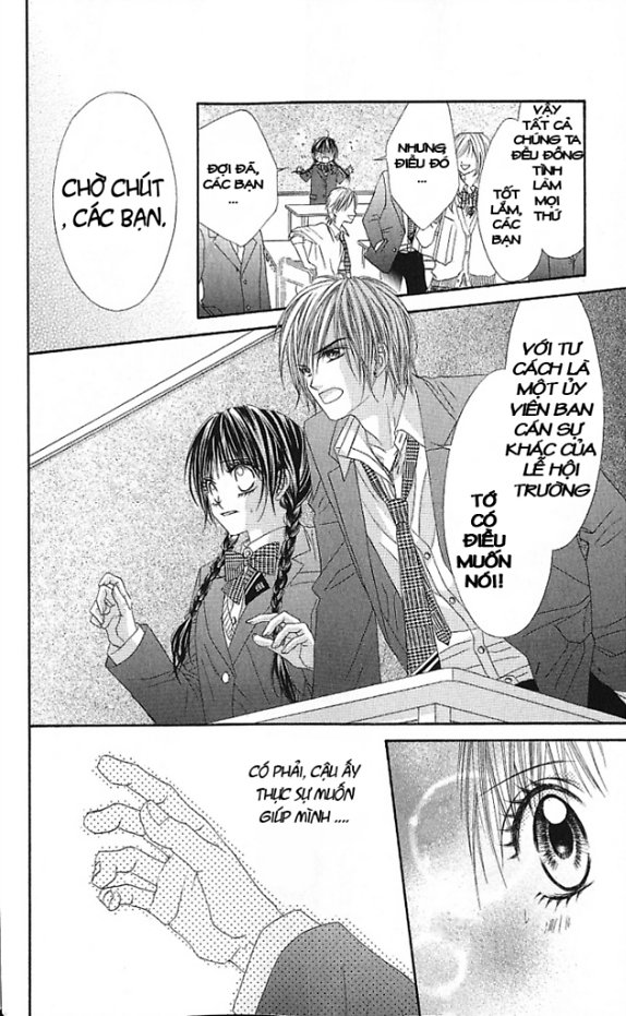 Kyou, Koi Wo Hajimemasu - Mộng Mơ đầu đời Chap 3 Trang 5