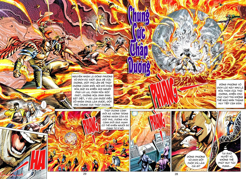 Vương Phong Lôi 1 chap 38 - Trang 25