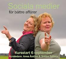 KURS I SOCIALA MEDIER