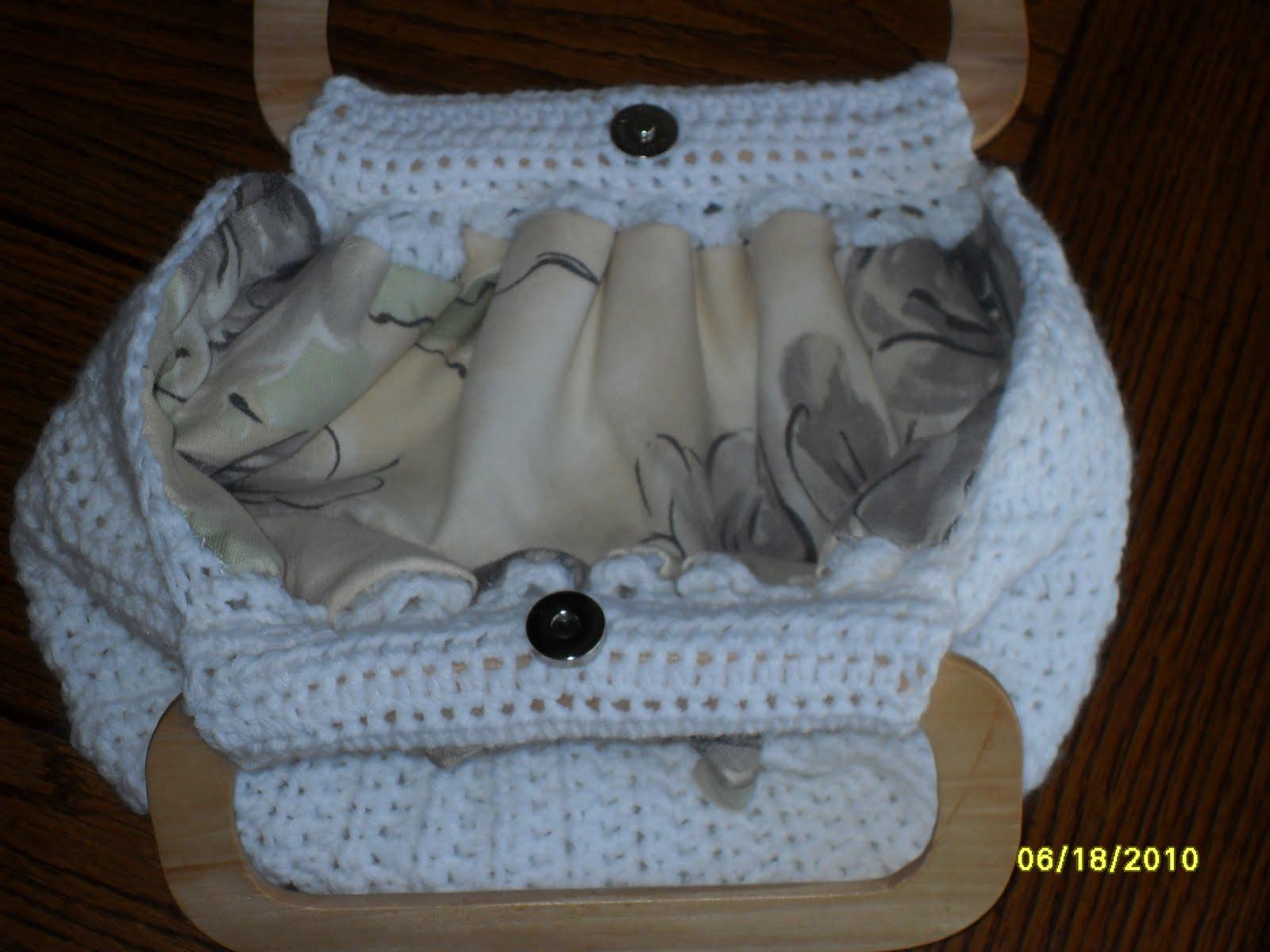 Yarn Fettish in Crochet: Fat Bottom Bag
