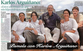 ENTREVISTA DE KARLOS ARGUIÑANO