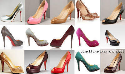 christian louboutin 2010 collection